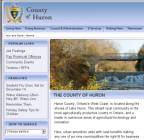 Huron County - Municipal information site