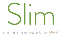 Slim micro framework for PHP